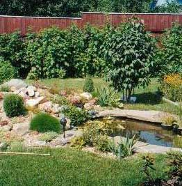 example of well designed landscape